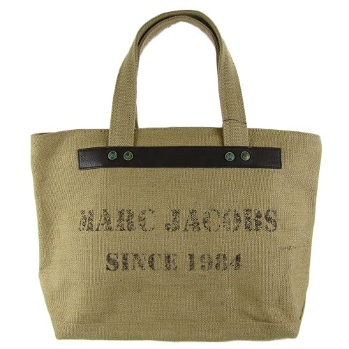 Marc by Marc Jacobs Burlap Tote