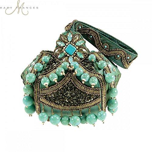 Mary Frances Adore Wristlet Handbag Handbag