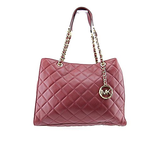 Michael Kors Susannah Large Tote Quilted Leather