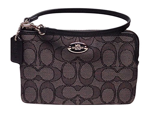 Coach Outline Signature Small Wristlet 53536 Small