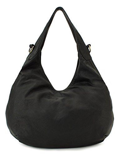 Scarleton Plain Chic Hobo Bag H1685