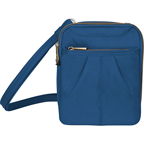 Travelon Anti-Theft Signature Slim Day Bag