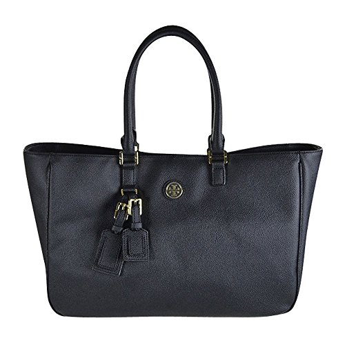 Tory Burch Roslyn Tote Black
