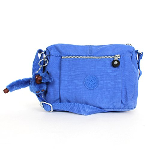 Kipling Wes Messenger Shoulder Bag Sailor Blue