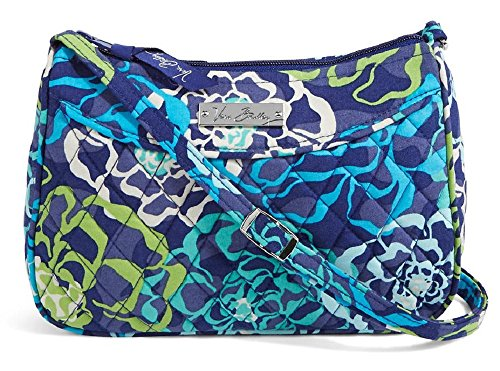Gorgeous Vera Bradley Little Crossbody Purse in Katalina Blue