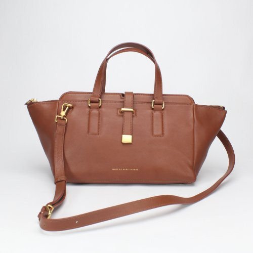 Marc by Marc Jacobs Natural Selection Satchel, Cinnamon Stick