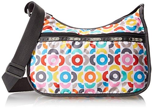 LeSportsac Classic Hobo Handbag,Key Largo,One Size