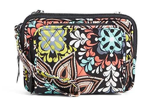 Gorgeous Vera Bradley On the Square Wristlet in Sierra