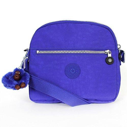 Kipling Keefe Shoulder Bag Crossbody Sapphire