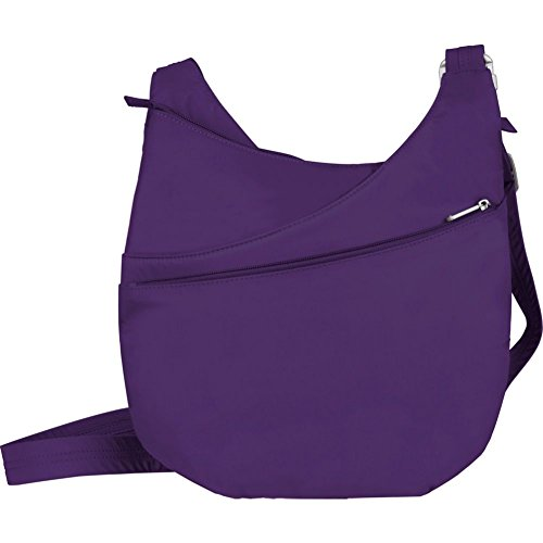 Travelon Anti-Theft Drape Front Shoulder Bag