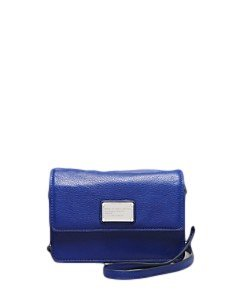 Marc By Marc Jacobs Nifty Gifty Julie Crossbody Scuba Blue