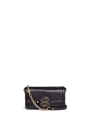 Tory Burch Amanda Mini Crossbody – Black