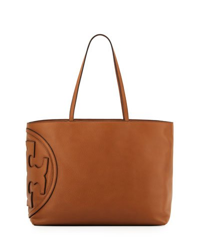 Tory burch All T East West Tote Bark