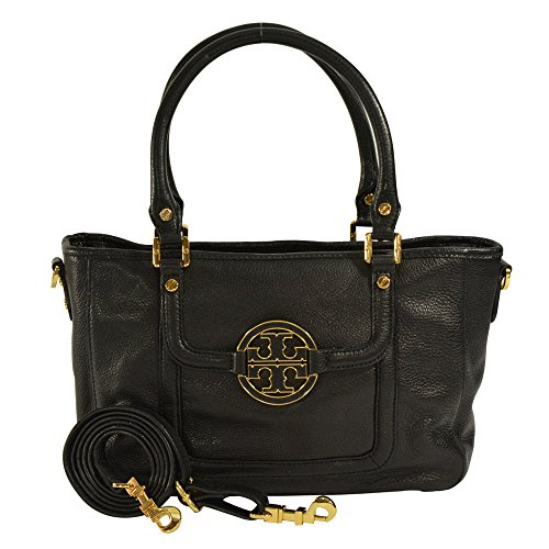 Tory Burch Amanda Leather Mini Top Handle Crossbody Bag