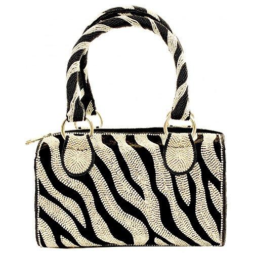 Mary Frances Glam Rock Handbag