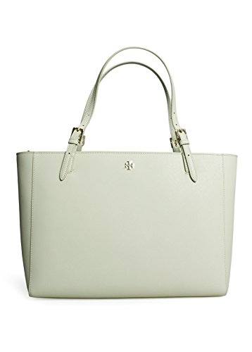 Tory Burch York Buckle Tote in Mint Julep