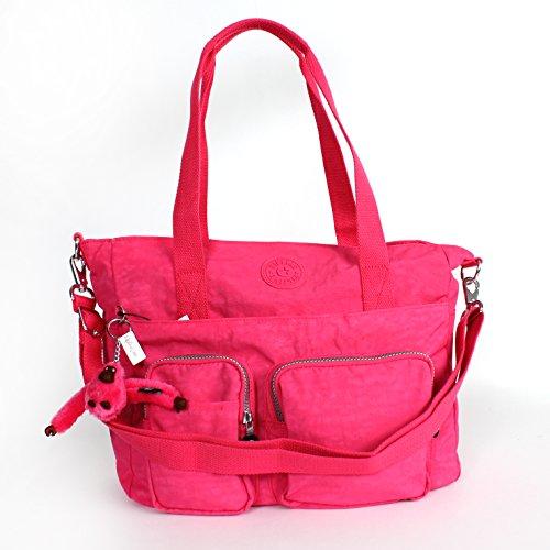 Kipling Sady Tote Handbag Hydrangea