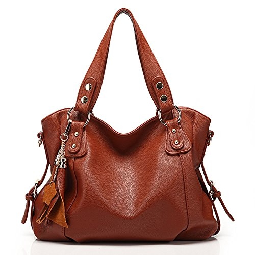 Hynes Eagle Womens Stylish Hobo Bags with Tassels