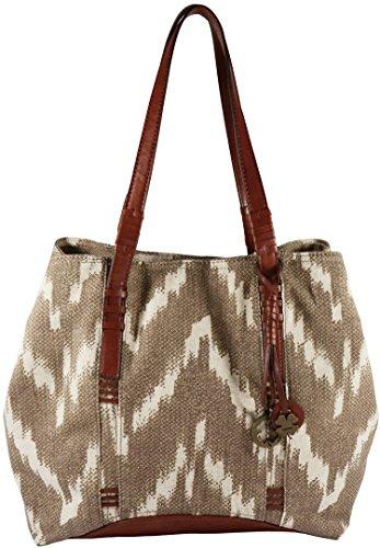 Lucky Brand Bali Hai Tote Handbag Shoulder Bag