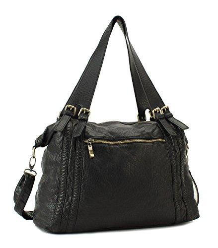 Scarleton Soft Classic Washed Shoulder Bag H1628
