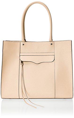 Rebecca Minkoff Medium Mab Tote Shoulder Bag, Biscuit, One Size