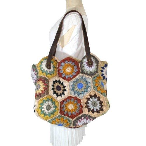 Shoulder Bag Amerileather Odyssey Handbag Wool Bag women AP 02 Free Shipping