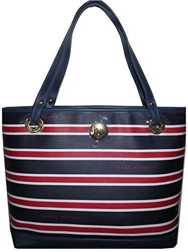 Tommy Hilfiger Handbag PVC Navy
