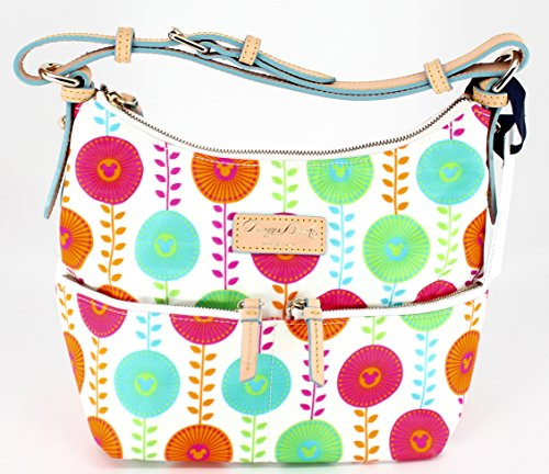 Disney Dooney & Bourke Mickey Mouse Daisy Lucy Satchel Bag Purse