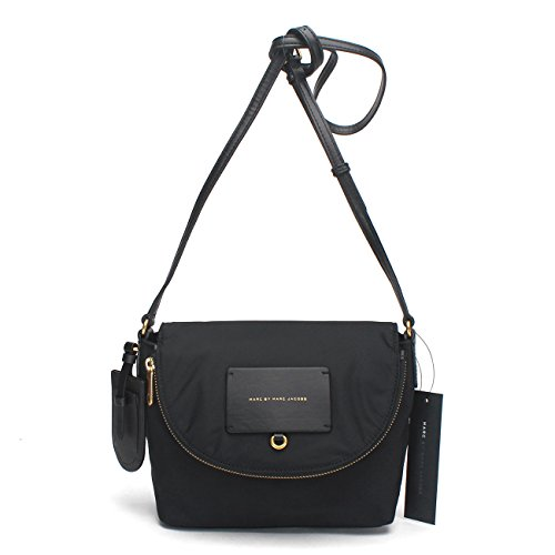 MARC BY MARC JACOBS 'Preppy Legend – Mini Natasha' Crossbody Bag, Black