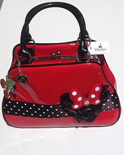 Disney Designer Minnie Mouse Handbag Adult