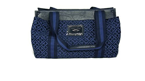 Tommy Hilfiger Medium Iconic Handbag Blue