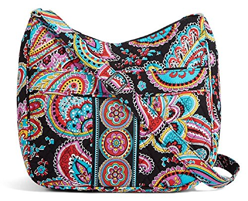 Gorgeous Vera Bradley Carryall Crossbody Handbag in Parisian Paisley