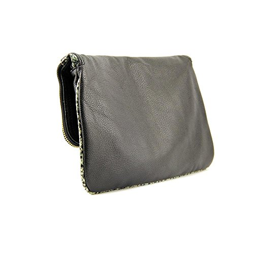 Steve Madden Daily Clutch Womens Faux Leather Clutch