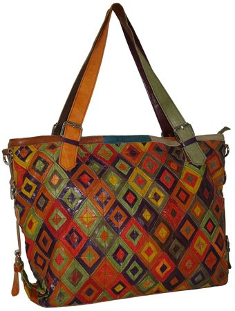 "Amerileather ""Bailey"" Tote Bag (#1756-9)"