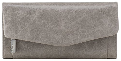 Hobo Vintage Leather Stevie Clutch Wallet – Cloud