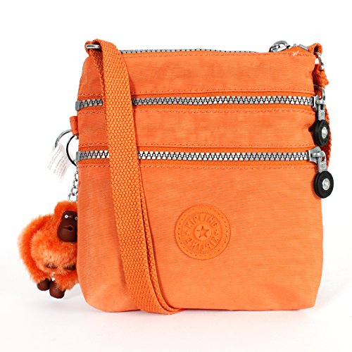 Kipling Alvar X-small Cross Body Mini Bag in Orange Juice