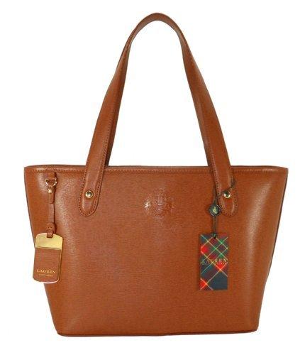 Ralph Lauren Handbag, Genuine Leather Tote
