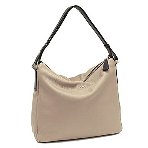 Furla Large Hobo Bag Luna Toni Naturali