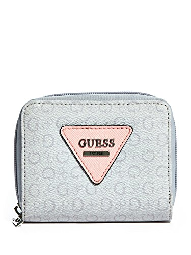 GUESS Aislin Small Zip-Around Wallet