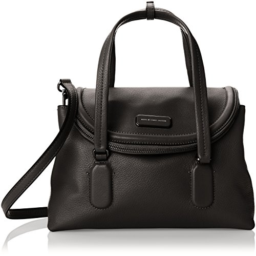 Marc by Marc Jacobs Silicone Valley Small Satchel Top Handle Bag