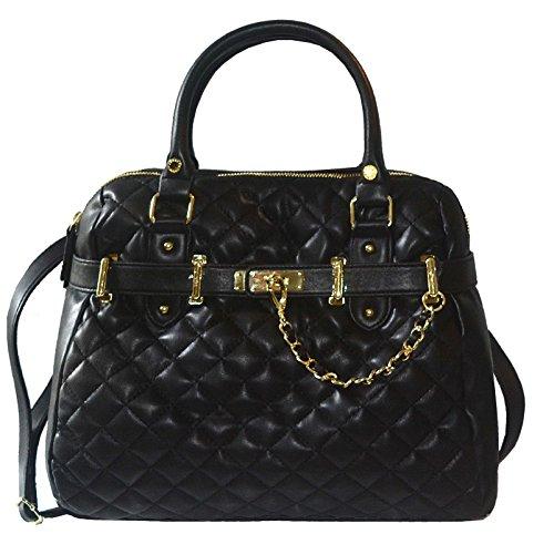 Steve Madden Parker DB Satchel Shoulder Bag Handbag Purse