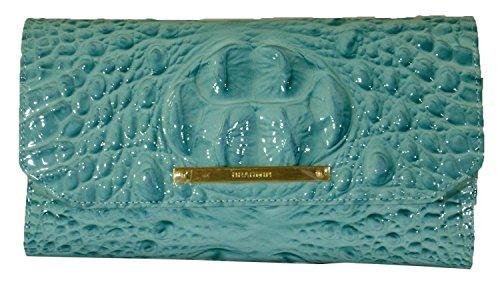 Brahmin Soft Checkbook Wallet, Glass