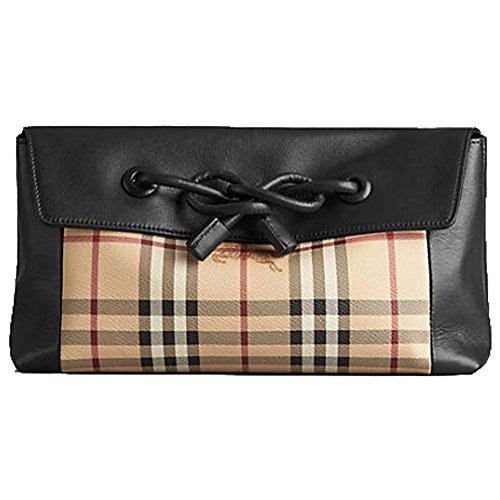 Burberry Small Hayamarket Check Clutch Bag 3924990