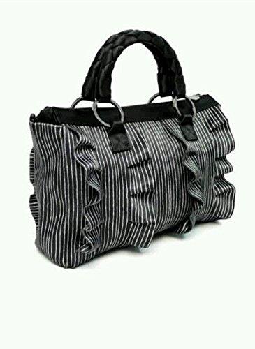 Disney Harveys Seatbelt Bag – Jack Lola (purse/satchel), Disney Nightmare Before Christmas, Jack, Black and White