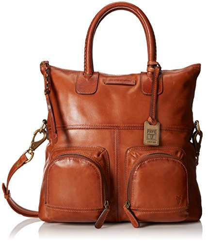 FRYE Jenny Foldover Cross-Body Handbag