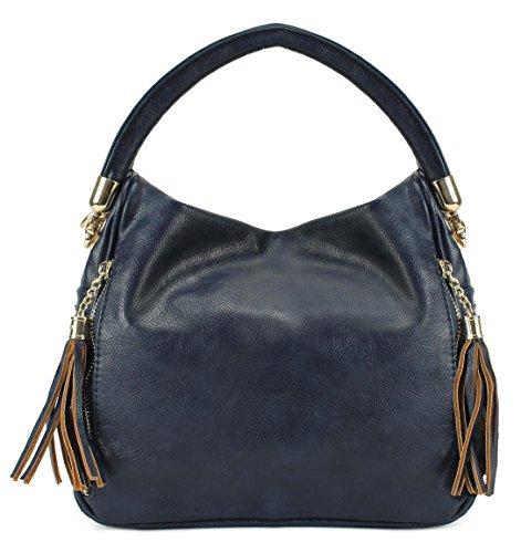 Scarleton Chic Front Sided Pocket Shoulder Bag H1711