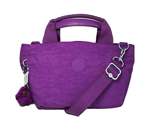 Kipling Sugar SII Small Handbag in Purple Q