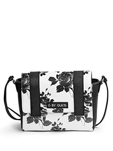 G by GUESS Women's Cosett Floral-Print Cross-Body