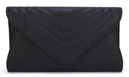 Scarleton Large Evening Envelope Clutch H3380