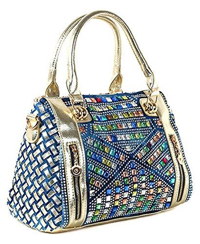 oBo Fashion Satchel Tote Handbags for Womens